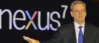 Nexus 7 Eric Schimdt