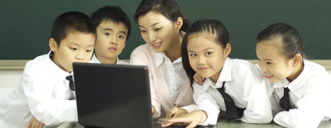 E learning for kids
