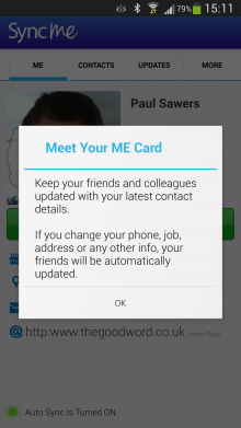 A1 220x391 Sync.MEs new ME Card wants to be the only contact card youll ever need