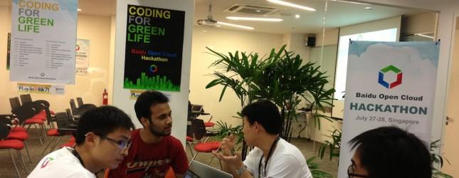 Baidu Hackathon