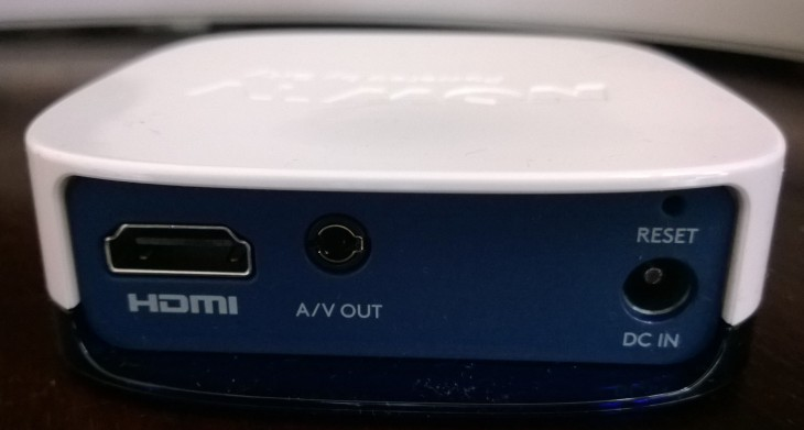 NOWTV rear 730x391 Review: Skys NOW TV box. We put this tiny £10 Roku device to the test