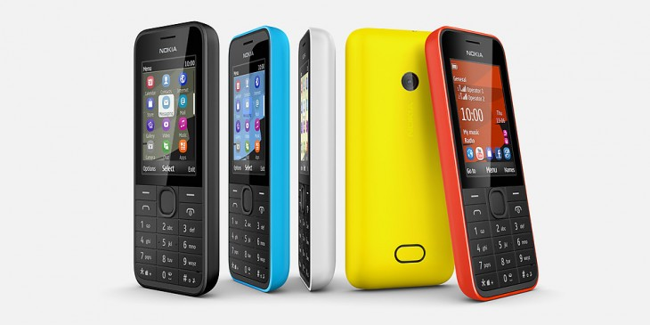 Nokia 208 Dual SIM 730x365 Nokia unveils the 207, 208 and 208 Dual SIM, its cheapest 3G enabled Series 40 feature phones