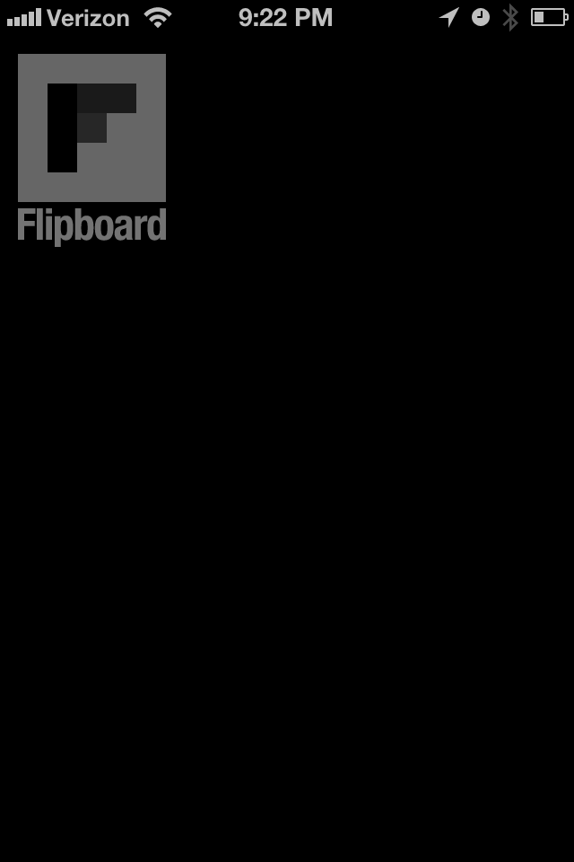 Photo Jul 04 9 22 02 PM Flipboard suffers second outage in two days following Google Readers closure (Update: Now fine)