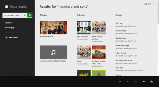 Screen Shot 2013 07 01 at 10.48.24 1 520x286 Microsoft launches Web based version of its Xbox Music service