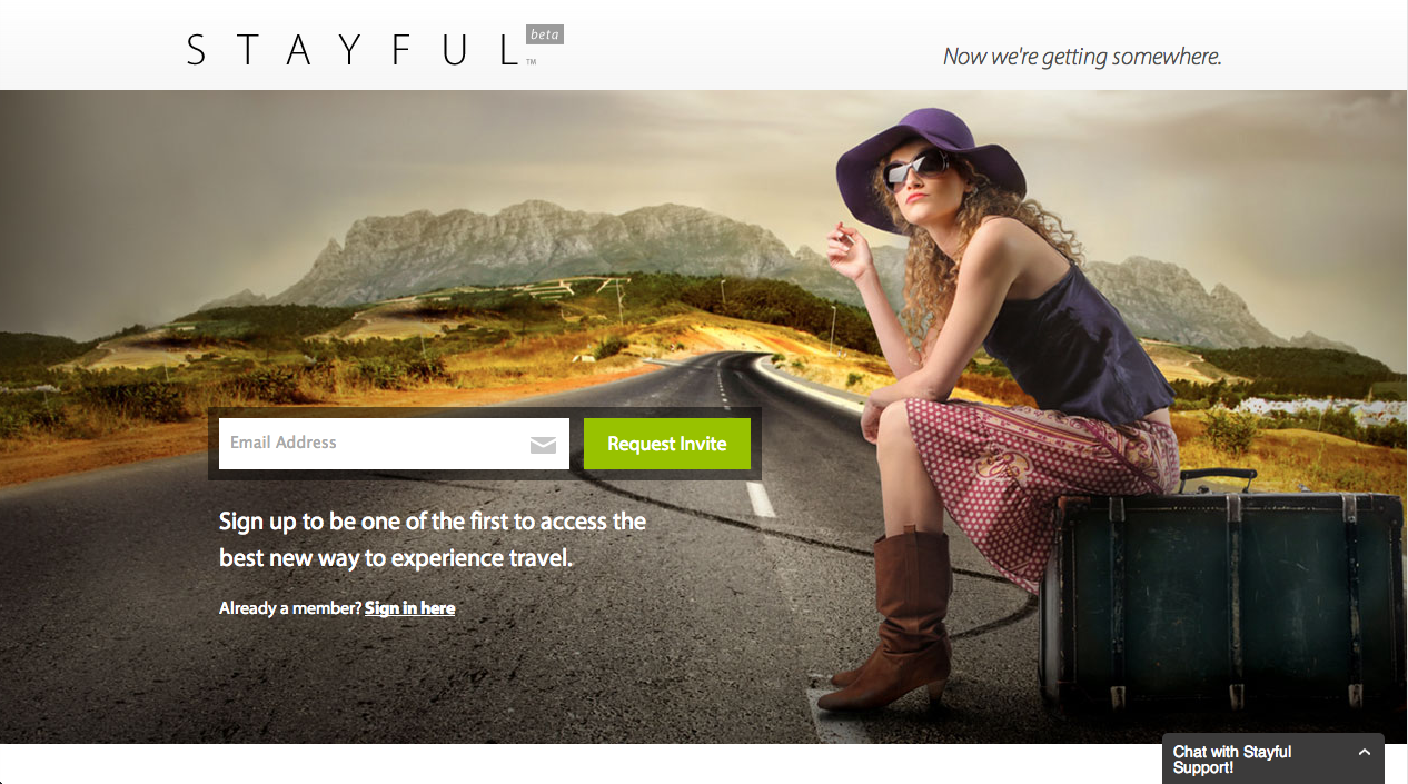 Stayful lets travelers bid for last minute rooms at for Designhotel last minute