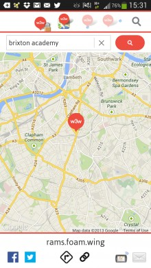 What3words: Find and share very precise locations via Google Maps with just 3 words
