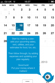 c7 220x330 Dollarbird: A smart calendar app for tracking your income and expenses