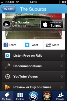 d12 220x330 Buy in bulk: Shazam for iOS now lets you purchase multiple tagged songs simultaneously