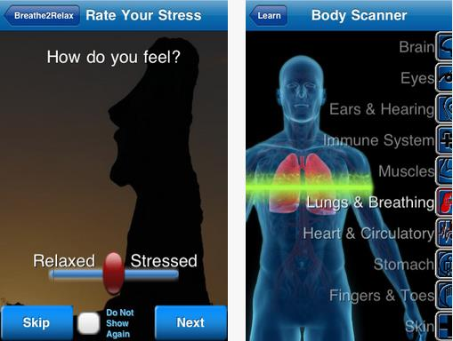 d2 Aaaaand relax: 10 apps to help you de stress