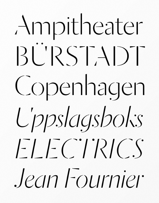 dala moa 30 of the most beautiful typefaces released last month