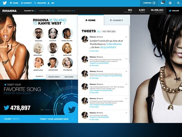 Twitter reimagined: Viral Facebook concept designer gives the blue bird a makeover