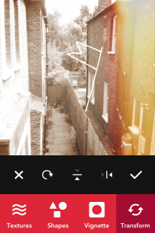g5 220x330 Landcam: A beautifully designed camera app for iPhone with filters, fonts and all the fun of the fair