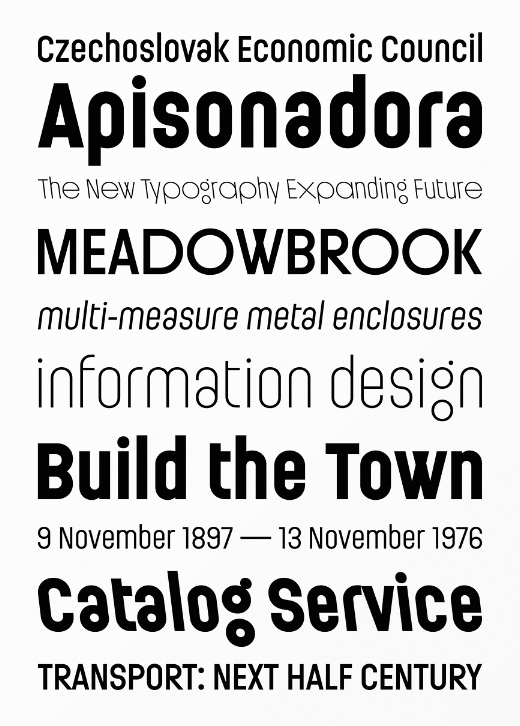 ladislav 30 of the most beautiful typefaces released last month