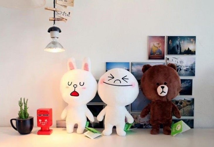 line toys2 730x502 Stickers: From Japanese craze to global mobile messaging phenomenon