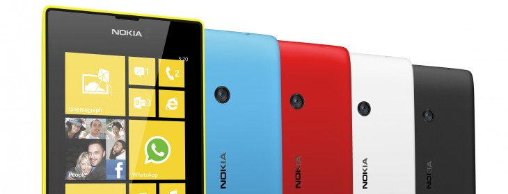 lumia 520 730x280 Microsofts 2013 in review: A year of convergence and integration