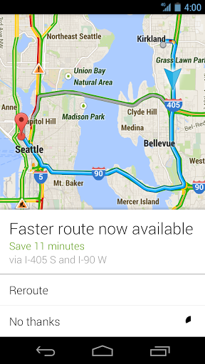 maps9 Google Maps update rolling out to Android devices, brings navigation and discovery improvements