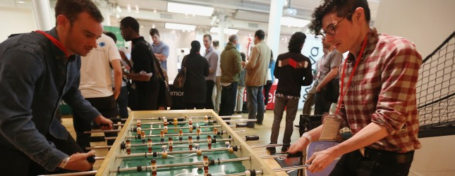New York Tech Companies Host Unconventional Job Fair