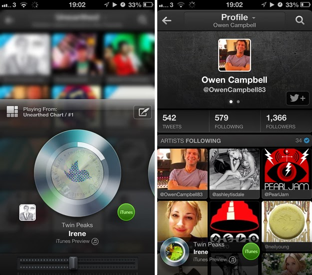 twittermusic2 Does anyone still use Twitter #Music? Why the Web and iOS app are quickly fading into obscurity