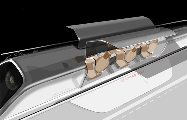 0812 Hyperloop 605 Elon Musk reveals first designs for his $10 billion high speed Hyperloop transit system