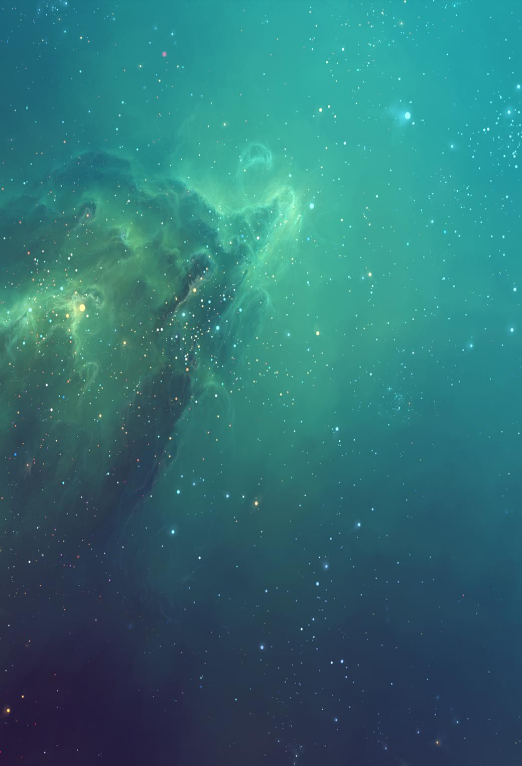 ios 7 nebula wallpaper hd - photo #8