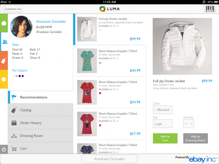 51D1D0BD 6E10 4421 A8AB 064CFE3C957F 730x547 eBay launches Salesforce like platform for merchants, eBay Now to get scheduled deliveries