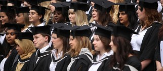 University Of Birmingham Hold Degree Congregations