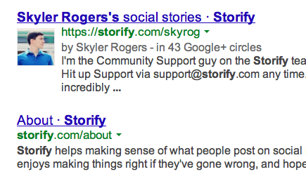 9629334167 d8f6417370 o Storify now supports Google+ authorship and posting to Facebook Pages