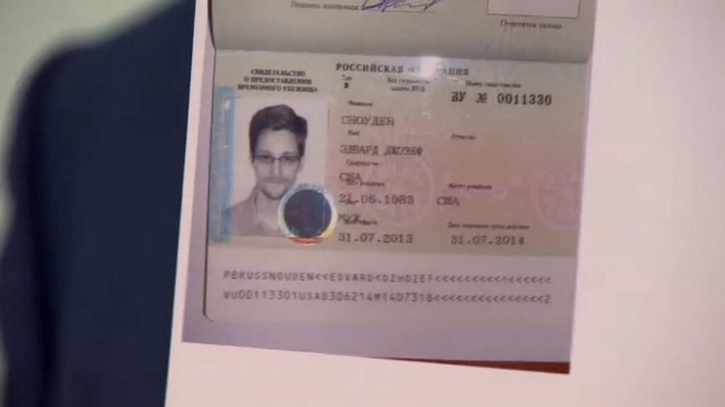 Edward Snowden is granted temporary asylum in Russia for a year, has now left Moscow airport
