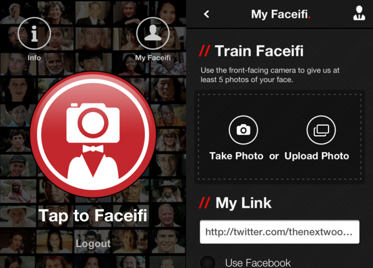 Faceifi 730x525 Faceifi helps you identify people in photos, but theres a catch