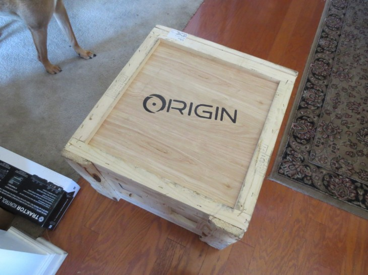 IMG 0170 1280x960 730x547 Origin PC Chronos review: Over the top performance has never looked this good
