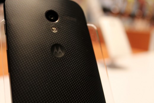 IMG 3063 520x346 Hands on with the Moto X: You wont lust after it, but its a solid smartphone