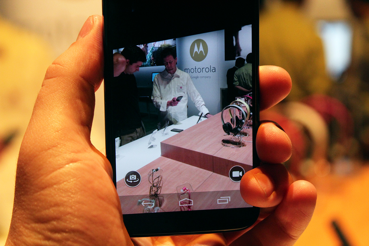 IMG 3068 Hands on with the Moto X: You wont lust after it, but its a solid smartphone