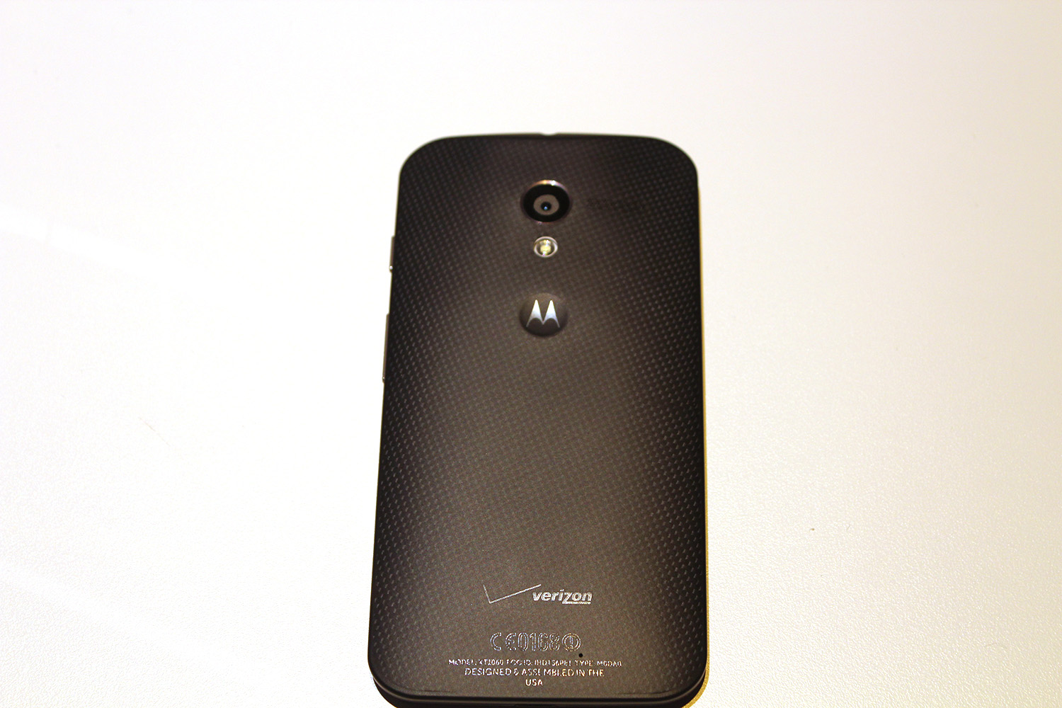 IMG 3079 Hands on with the Moto X: You wont lust after it, but its a solid smartphone