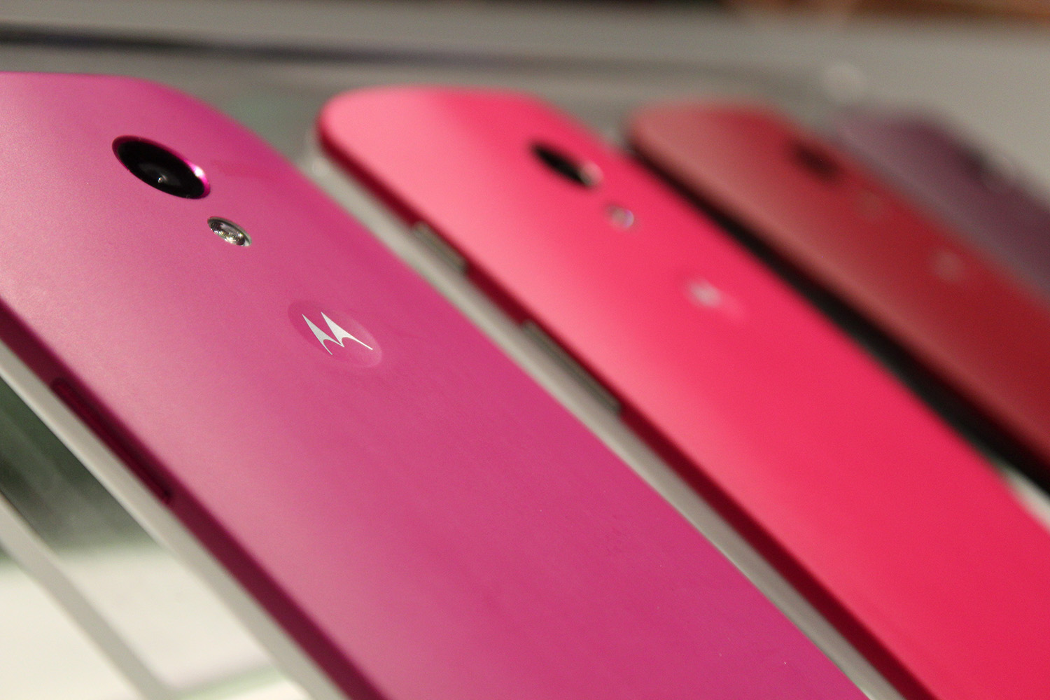 IMG 3093 Hands on with the Moto X: You wont lust after it, but its a solid smartphone