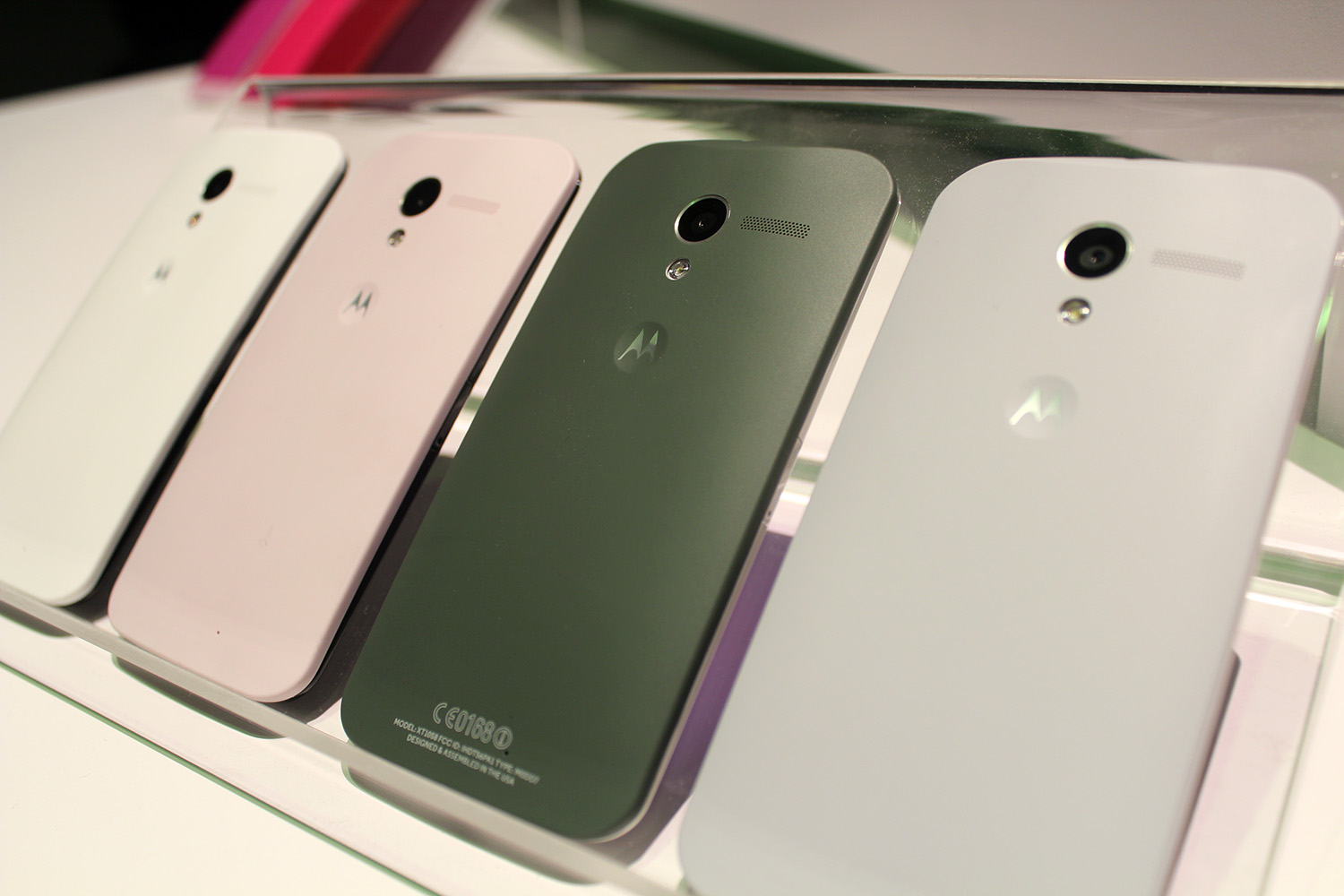 IMG 3100 Hands on with the Moto X: You wont lust after it, but its a solid smartphone