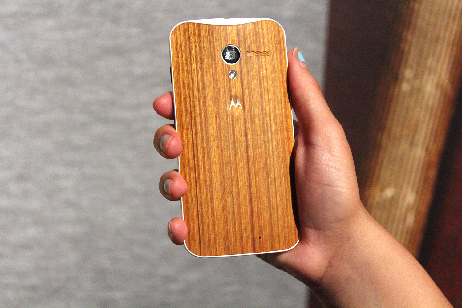 IMG 3114 Hands on with the Moto X: You wont lust after it, but its a solid smartphone