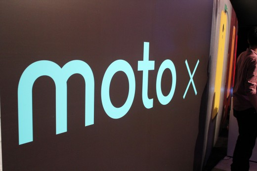 IMG 3128 520x346 Hands on with the Moto X: You wont lust after it, but its a solid smartphone