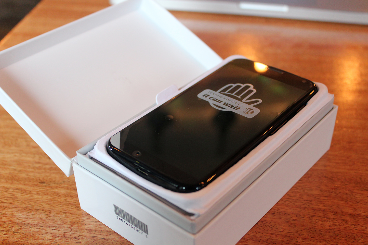 IMG 3136 Hands on with the Moto X: You wont lust after it, but its a solid smartphone