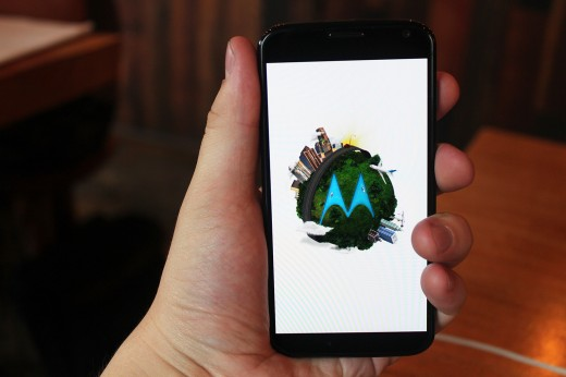IMG 3144 520x346 Hands on with the Moto X: You wont lust after it, but its a solid smartphone