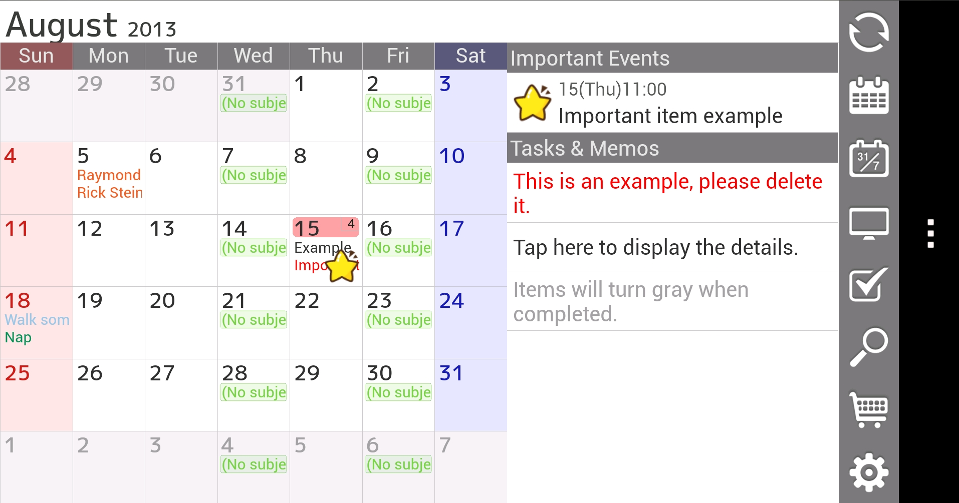 12 Of The Best Calendar Apps Available For Your Android