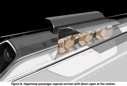 Screen Shot 2013 08 12 at 1.49.31 PM 520x353 Elon Musk reveals first designs for his $10 billion high speed Hyperloop transit system