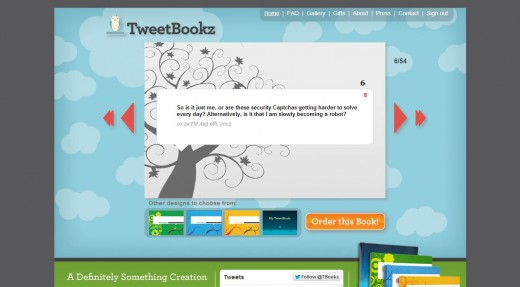 Tweetbookz 520x287 20 apps and resources that do cool things with your social data