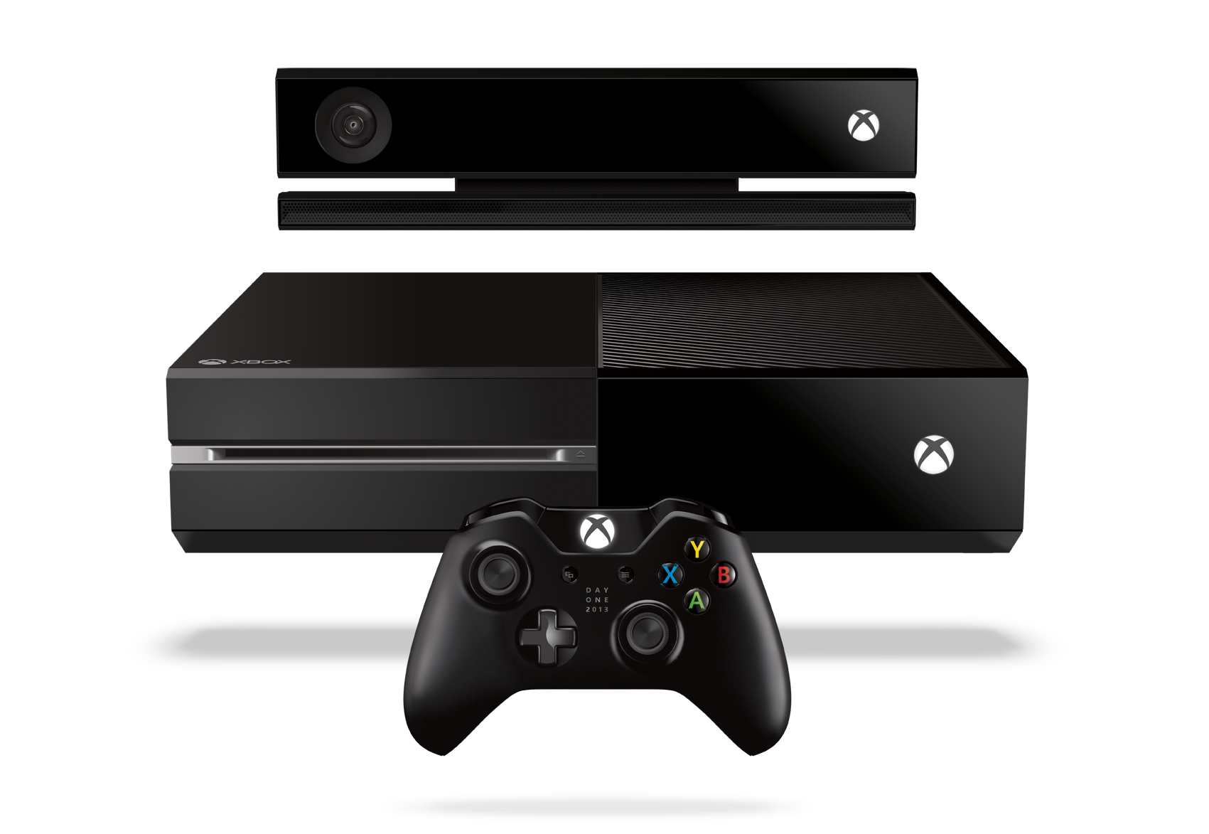 XboxOne DayOne Consle Sensr controllr F TransBG RGB 2013 An occasional gamers guide to buying a next gen console: Xbox One