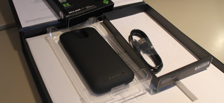a6 730x336 Hands on with the Mophie Juice Pack for Samsung Galaxy S4, an all in one case and battery pack