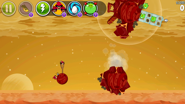 angrybirdsspace The final frontier: 10 iOS apps for astronomers, stargazers and amateur space explorers