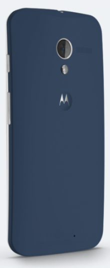 bluesteel motox 220x533 Motorolas custom color tool for the Moto X is live. Here are 10 of our favorite combinations.