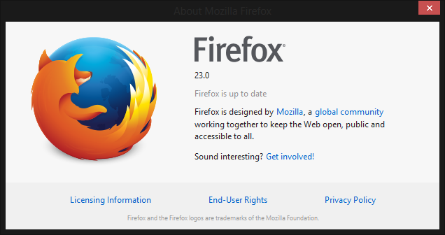 firefox 23 Firefox 23 arrives with new logo, share button, mixed content blocker, network monitor, and more