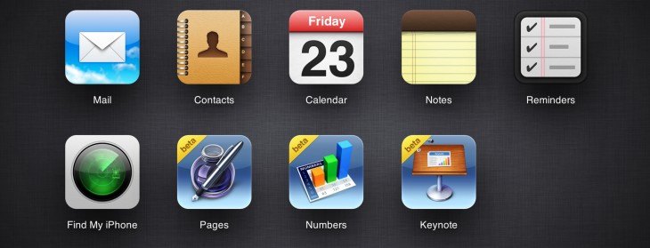 icloud 730x279 iWork for iCloud beta now open to everyone with an Apple ID