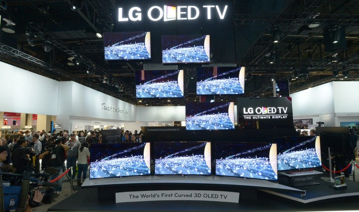 lg oled 730x433 What if Apples iWatch is... a TV?