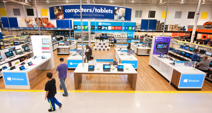 prod windowsStore Web 730x392 Why are Apple, Google, Microsoft and Samsung so interested in Best Buy?